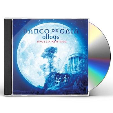 Banco de Gaia OLLOPA: APOLLO REMIXED CD