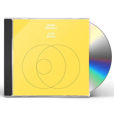 Brian Reitzell AUTO MUSIC CD