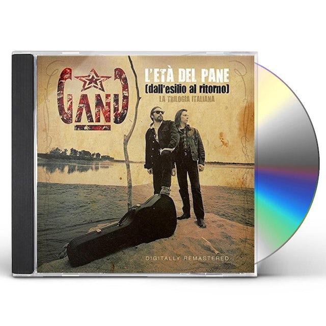 Gang L ETA DEL PANE (DALL ESILIO AL RITORNO) LA TRILOGI CD