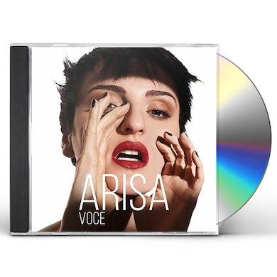 Arisa VOCE THE BEST OF CD