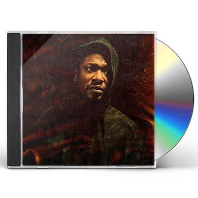 Roots Manuva BLEEDS CD