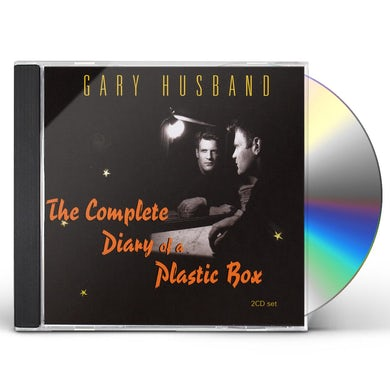 Gary Husband COMPLETE DIARY OF A PLASTIC BOX CD