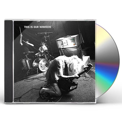 The Lovely Eggs THIS IS OUR NOWHERE CD