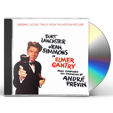 Andre Previn ELMER GANTRY - Original Soundtrack CD