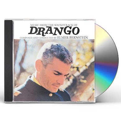 Elmer Bernstein DRANGO - Original Soundtrack CD