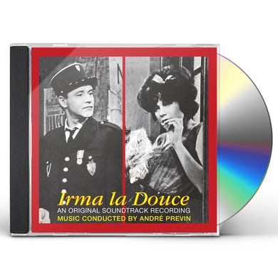 Andre Previn IRMA LA DOUCE - Original Soundtrack CD
