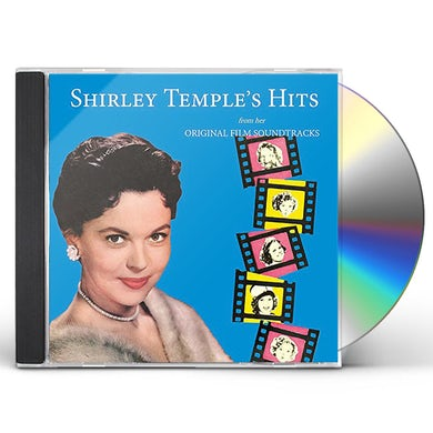 Shirley Temple HITS FROM HER (ORIGINAL FILM SOUNDTRACKS) CD