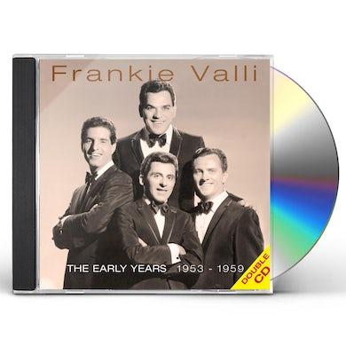 Frankie Valli EARLY YEARS CD