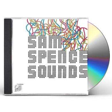 Sam Spence SOUNDS CD