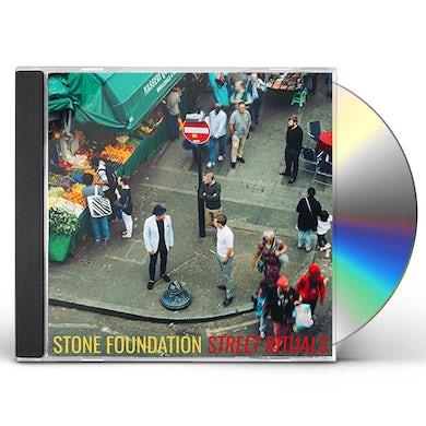 Stone Foundation STREET RITUALS CD