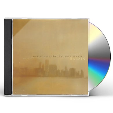 Barzin TO LIVE ALONE IN THAT LONG SUMMER CD