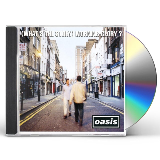 Oasis WHAT'S THE STORY MORNING GLORY CD