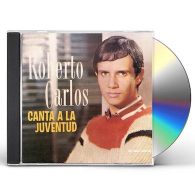 Roberto Carlos CANTA A LA JUVENTUD CD
