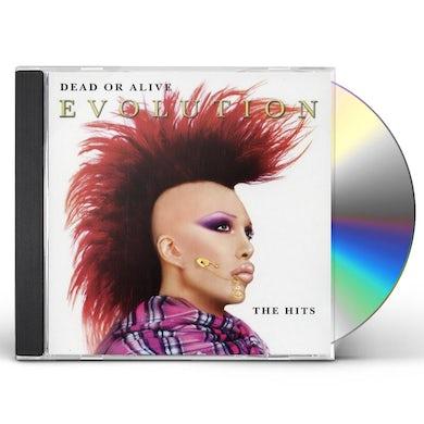 Dead or Alive EVOLUTION CD