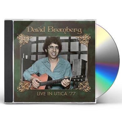 David Bromberg LIVE IN UTICA '77 CD