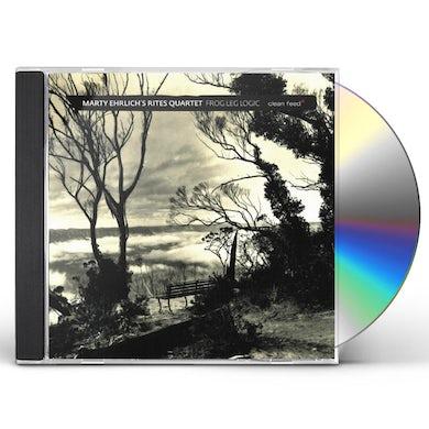 Marty Ehrlich RITE QUARTET-FROG LEG LOGIC CD