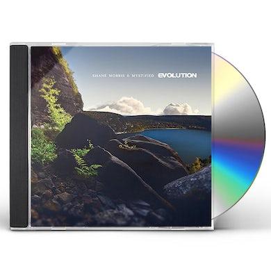 Shane Morris EVOLUTION CD