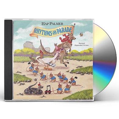 Hap Palmer RHYTHMS ON PARADE CD