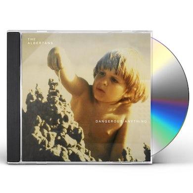 Albertans DANGEROUS ANYTHING CD