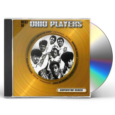 Ohio Players BEST OF-SUPERSTAR SERIES CD