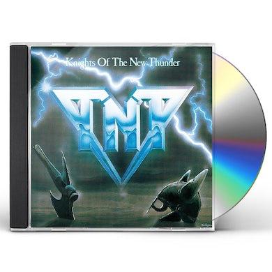 Tnt KNIGHTS OF THE NEW THUNDER CD