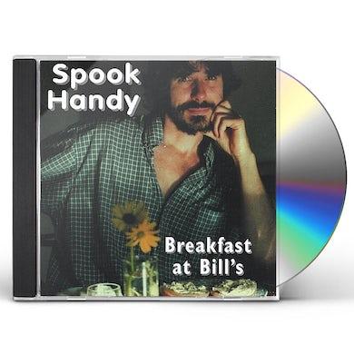 Spook Handy BREAKFAST AT BILL'S CD