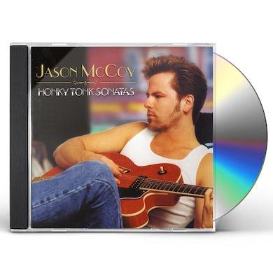 Jason McCoy HONKY TONK SONATAS CD