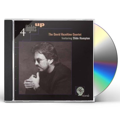 David Hazeltine FOUR FLIGHTS UP CD