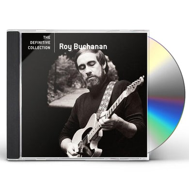 Roy Buchanan DEFINITIVE COLLECTION CD
