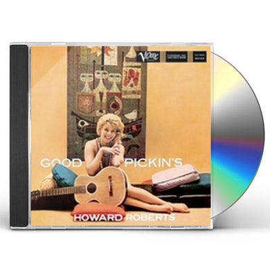 Howard Roberts GOOD PICKIN CD