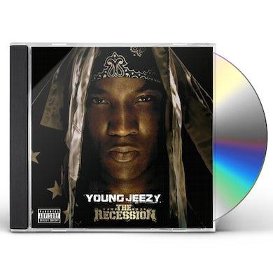Jeezy RECESSION CD