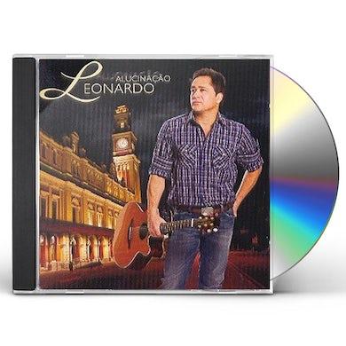 Leonardo ALUCINACAO CD