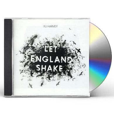 Pj Harvey LET ENGLAND SHAKE CD