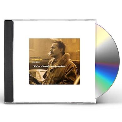 Georges Brassens BRASSENS-IL N'Y A D'HONNTE QUE LE BONHEUR CD