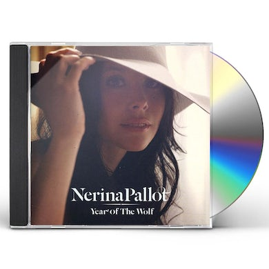 Nerina Pallot YEAR OF THE WOLF CD