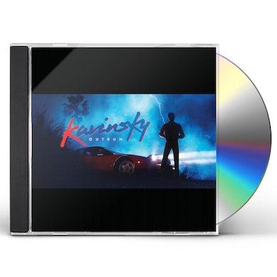 Kavinsky OUTRUN CD