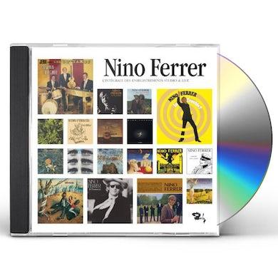 Nino Ferrer INTEGRALE 2013 CD