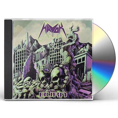 Havok BURN CD