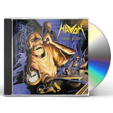 Havok TIME IS UP CD