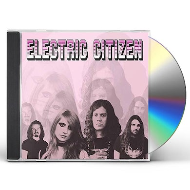 Electric Citizen HIGHER TIME CD