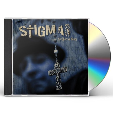Stigma FOR LOVE & GLORY CD