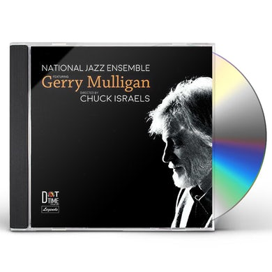 Gerry Mulligan NATIONAL JAZZ ENSEMBLE CD