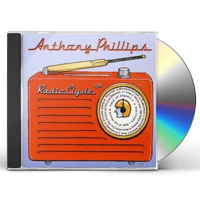 Anthony Phillips RADIO CLYDE CD