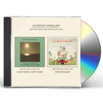 Anthony Phillips PPP 7 & 8 CD