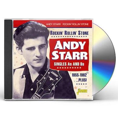 ROCKIN ROLLIN STONE: SINGLES A'S & B'S 1955-1962 CD