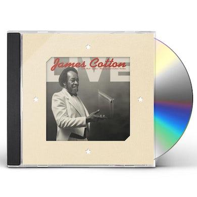 James Cotton LIVE AT ANTONE'S NIGHTCLUB CD
