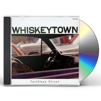 Whiskeytown FAITHLESS STREET CD