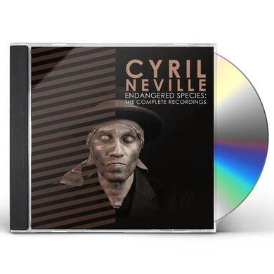 Cyril Neville ENDANGERED SPECIES: THE COMPLETE RECORDINGS CD