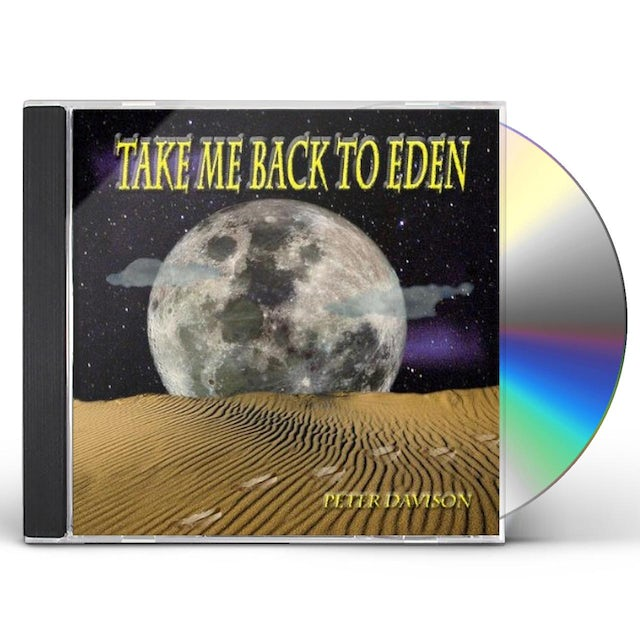 Peter Davison TAKE ME BACK TO EDEN CD