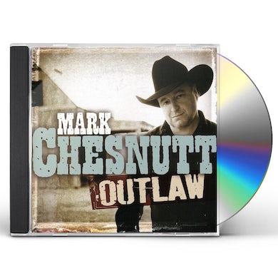 Mark Chesnutt OUTLAW CD